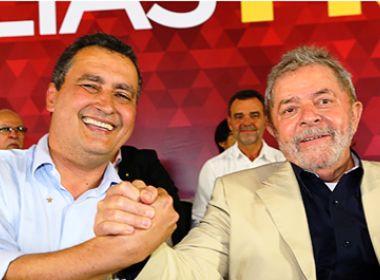 Rui ainda não definiu se terá agenda com Lula durante caravana do petista na Bahia