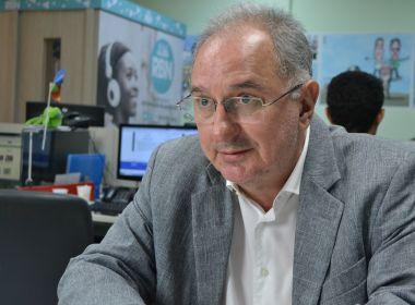 'Vejo que houve um racha com o projeto de gestão', diz reitor da Uneb, sobre vice