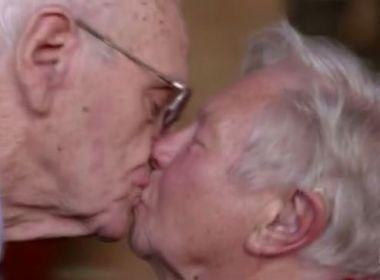 Homem vai à Europa encontrar amor de infância 72 anos depois