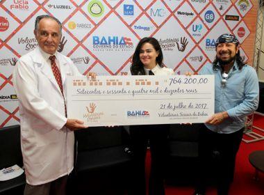 Voluntárias Sociais doam R$ 764,2 mil ao Aristides Maltez para UTI e centro cirúrgico