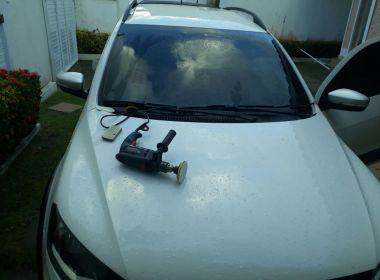 Soldado da PM é preso em flagrante em Lauro de Freitas por roubo de veículo