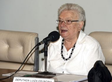 Erundina critica Lula após ex-presidente falar em 'frescura' do PSOL