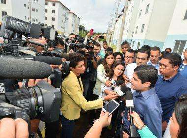 Prefeitura entrega casas do Minha Casa Minha Vida em local que abrigava favela