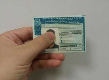 Após finalização de processos, Detran suspende 1.326 carteiras de habilitação