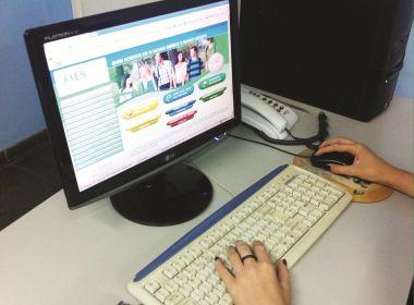 Inscrições para segundo semestre do Fies encerram nesta sexta