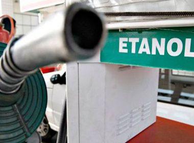 Governo anuncia redução na tributação sobre o etanol; tarifa diminui  oito centavos por litro