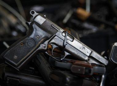 Em 12 anos, Brasil tem aumento de 395% de pessoas com licença para arma de fogo