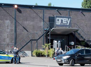 Dois são mortos em tiroteio em discoteca na Alemanha