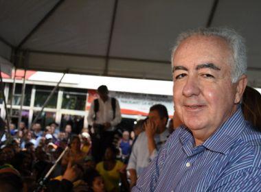 Aeroporto de Conquista: Retaliação do governo atrasa pagamento de obra, diz Cavalcanti