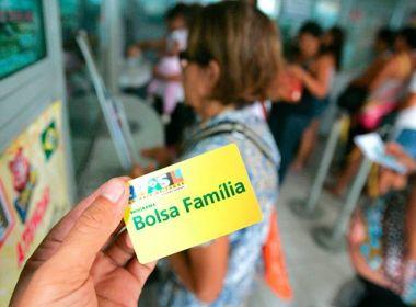 Com desemprego em alta, mais de 143 famílias retornaram ao Bolsa Família