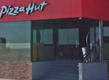 Pizzaria é assaltada em Ondina; assaltantes levam dinheiro de caixa
