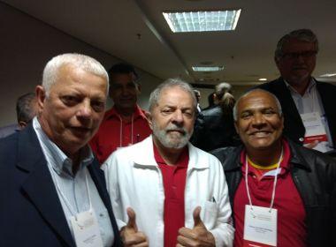 Lula começa viagem pelo NE em Feira e lança memorial em Salvador no dia 19