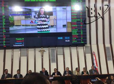 Na volta do recesso, Assembleia Legislativa inaugura novo plenário da Casa