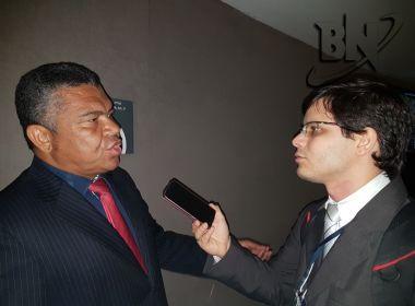 Valmir Assunção acusa ACM Neto de impedir destinação de recursos para a Bahia