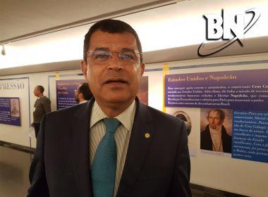 Davidson Magalhães se diz surpreso com destituições de secretários: 'Quero votar'