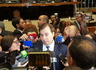 Maia prega reaproximação com PSDB e base aliada para aprovar reformas
