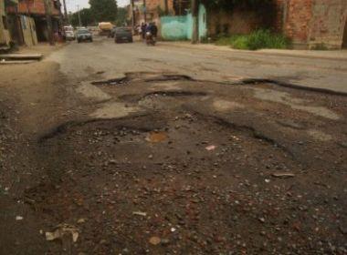 Operação 'Tapa Buraco' vai acontecer em Salvador durante o dia, diz secretaria
