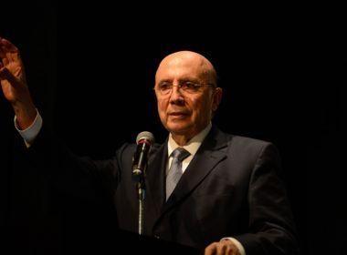 Henrique Meirelles espera aprovação de reforma da Previdência até outubro