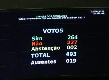Brasileiros sentiram vergonha da Câmara e baianos dos próprios governantes