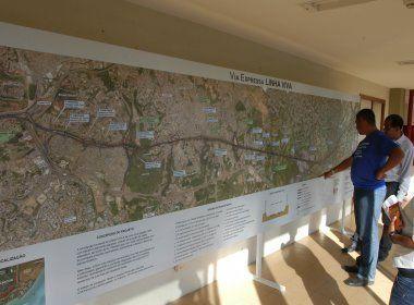 Obra da Linha Viva pode passar da prefeitura para as mãos do governo estadual