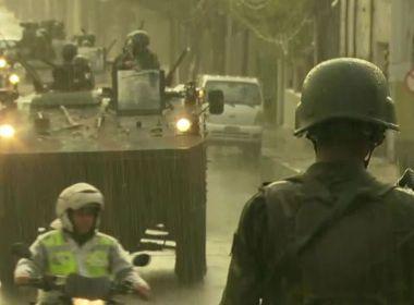 Rio de Janeiro: Megaoperação de combate a roubo de cargas e tráfico une 3,5 mil homens
