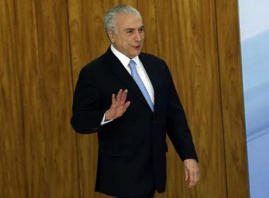 MICHEL TEMER É ESTRELA DE DELAÇÃO DE EDUARDO CUNHA