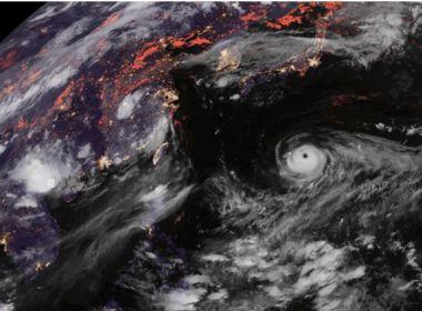 Tufão Noru deixa ao menos 2 mortos no Japão