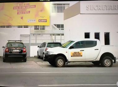 'Correlatos': Operação mira fraudes em licitações no Alagoas com recursos do SUS