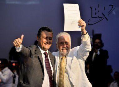 Movimento 'Volta Wagner' começa a crescer, diz Nilo; aliados preferem Rui no Senado
