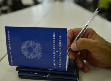 Bahia gera 847 postos de trabalho em julho