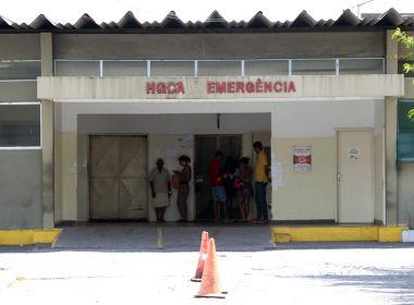 Estado é condenado a pagar R$ 5 mi por más condições de trabalho no HGCA