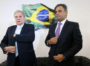 PSDB admite erro em programa e gera crise interna; aliados veem afronta a Aécio