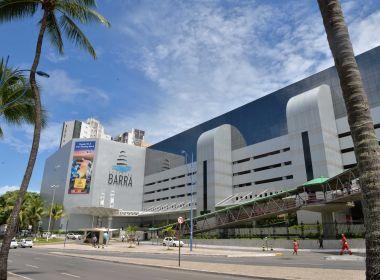 Homem morre após queda de terceiro andar de Shopping Barra