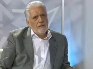 Wagner nega candidatura ao governo do Estado em 2018: 'Natural é reeleição de Rui'