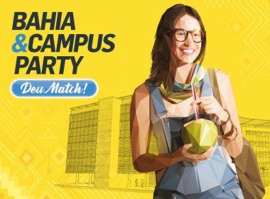 'Deu match': Objectiva faz campanha de divulgação da Campus Party Bahia