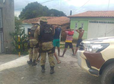 Polícia prende em Catu suspeito de espalhar mensagens com toque de recolher