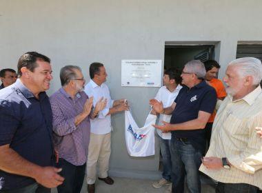 Cocos: Rui inaugura unidade da Rede SAC e autoriza implantação de curso técnico