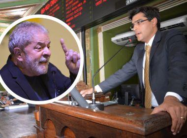 Casuísmo em título da UFRB para Lula é o mesmo de Aleluia ao tentar ação contrária