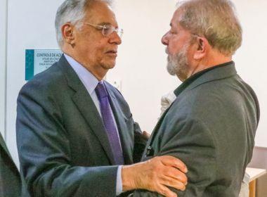 Depoimento de FHC como testemunha de defesa de Lula é adiado para o dia 12