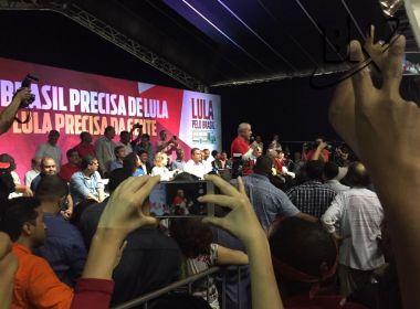 'Não precisa ele gostar de mim, porque eu não gosto deles', diz Lula em crítica ao DEM