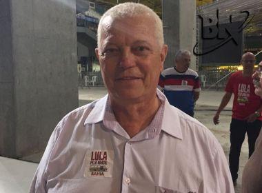 Presidente do PT na Bahia nega candidatura antecipada: 'É um momento de discutir o país'