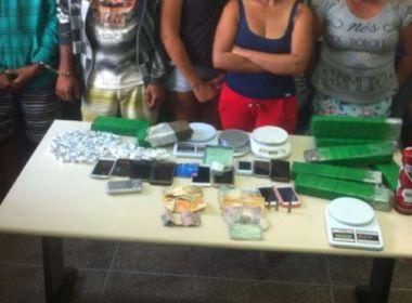 Polícia Civil prende 15 integrantes de quadrilha na Bahia e Sergipe