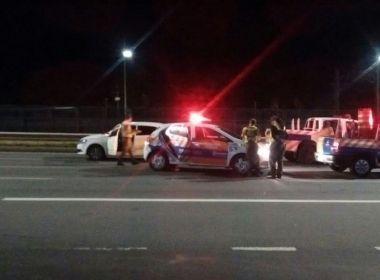Transalvador flagra motorista alcoolizado dirigindo em contramão na Paralela
