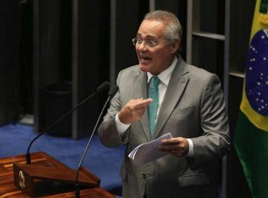 Adversários cogitam abrir processo contra Renan Calheiros por campanha antecipada
