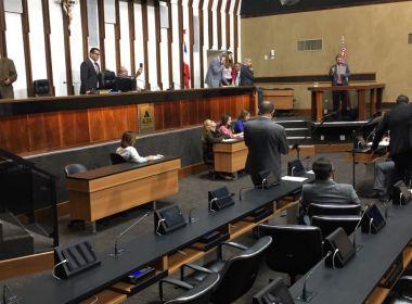 Apesar de reunião, AL-BA segue sem votação por falta de pagamento de emendas impositivas