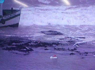 Lancha que fazia travessia Salvador - Mar Grande sofre acidente próximo a ilha