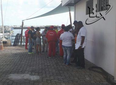 Baía de sangue: O luto de uma tragédia anunciada