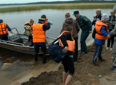 Rússia: Ônibus cai no Mar Negro e deixa ao menos 14 mortos e oito feridos