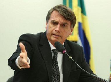 Se eleito presidente, Bolsonaro quer militarizar escolas públicas e nomear general para MEC