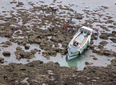 Corpo de homem é encontrado em Barra do Pote; polícia acredita ser de vítima do naufrágio